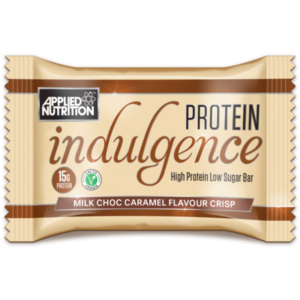 Applied bar indulgence protein