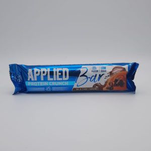 applied crunch chocolat au lait caramel